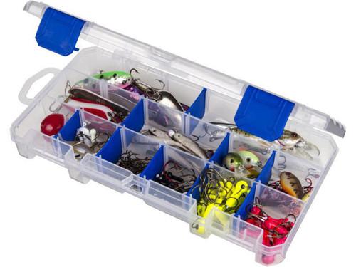 Flambeau Tuff Tainer Fishing Tackle / Organizer Box (Model: 3003 / Divided)