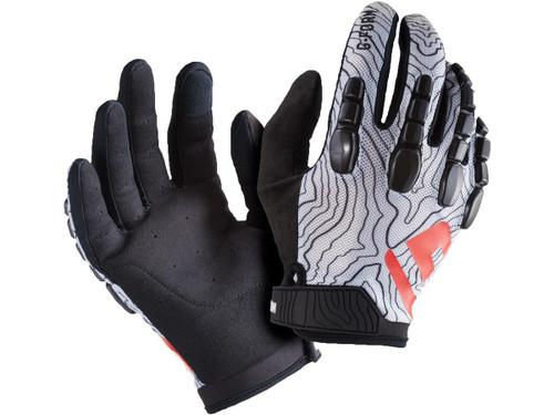 G-Form Pro Trail Gloves (Color: White / Medium)