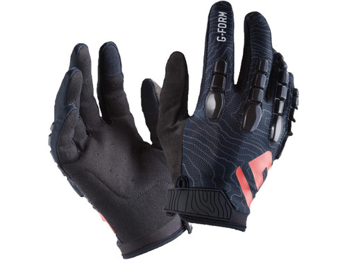 G-Form Pro Trail Gloves (Color: Black / Medium)