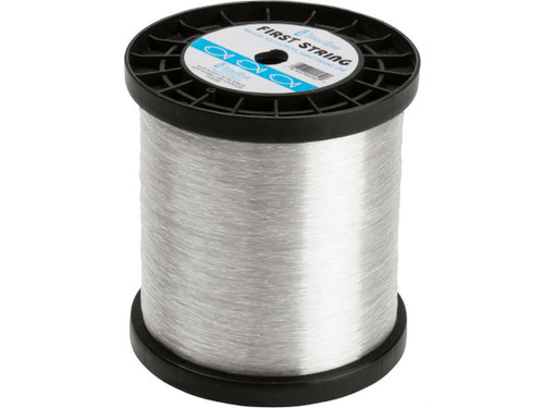 Izorline First String Bulk Monofilament Fishing Line (Weight: 100lb Test / 1200 Yards / Clear)