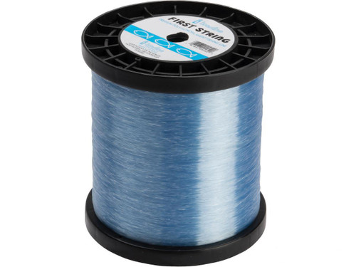 Izorline First String Bulk Monofilament Fishing Line (Weight: 100lb Test / 1200 Yards / Marine Blue)