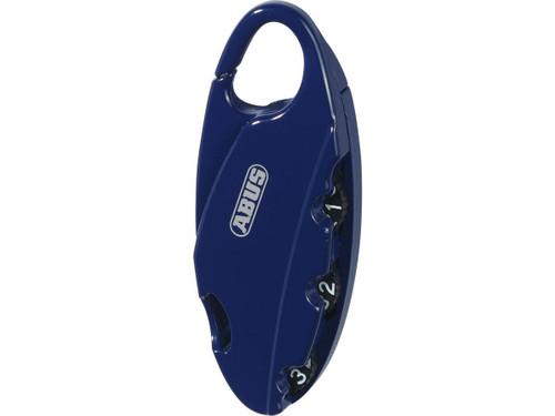 ABUS BakPac Combination Lock (Color: Blue)