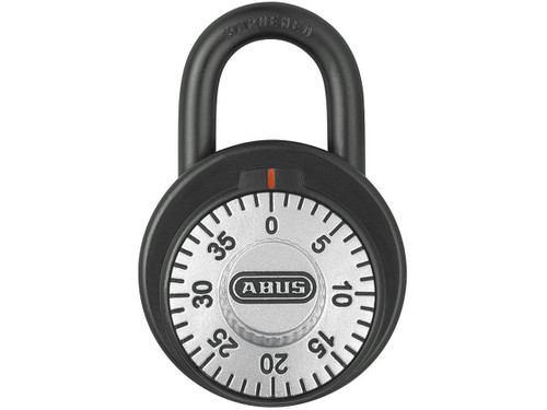 ABUS Dialer Combination Lock (Model: 78/50 / Level 3)