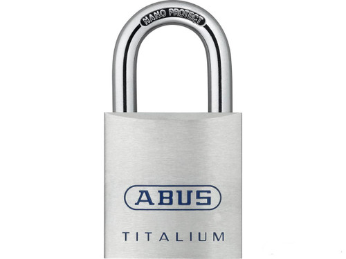 ABUS TITALIUM Lock (Model: 80TI/40HB40 / Level 6)