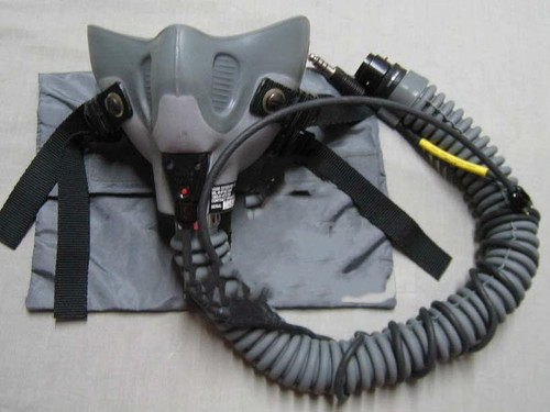US Armed Forces Gentex MBU-12/P Oxygen Mask
