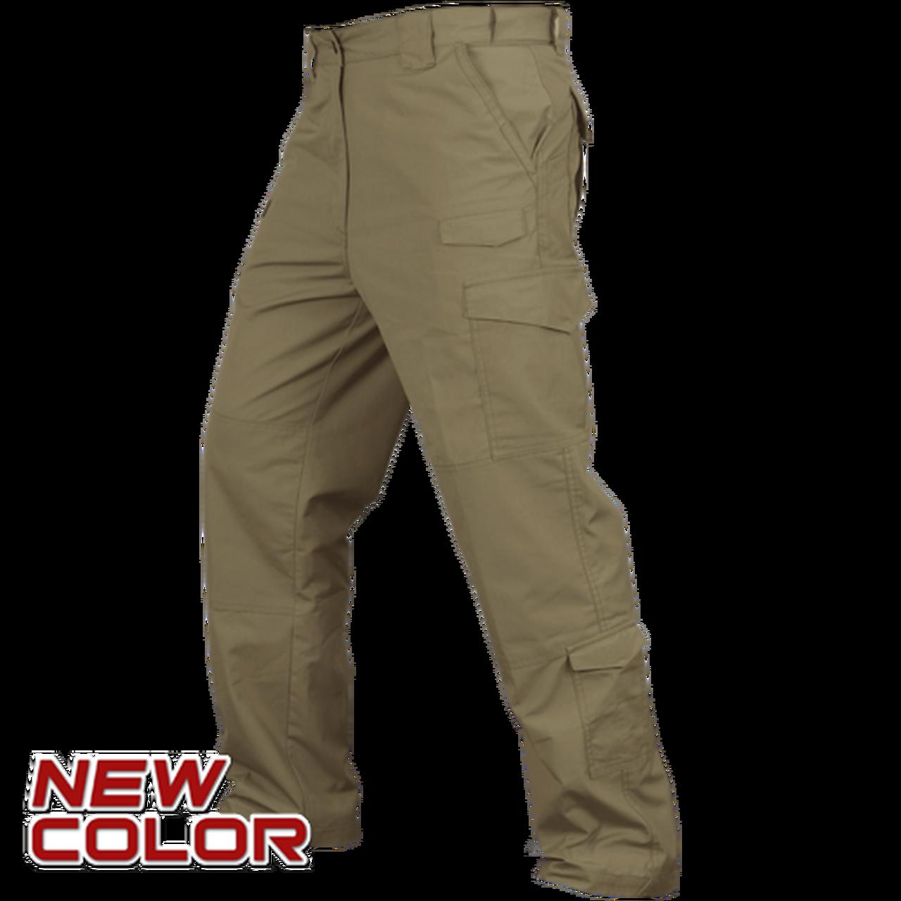 Condor Sentinel Tactical Pants - Lightweight Ripstop