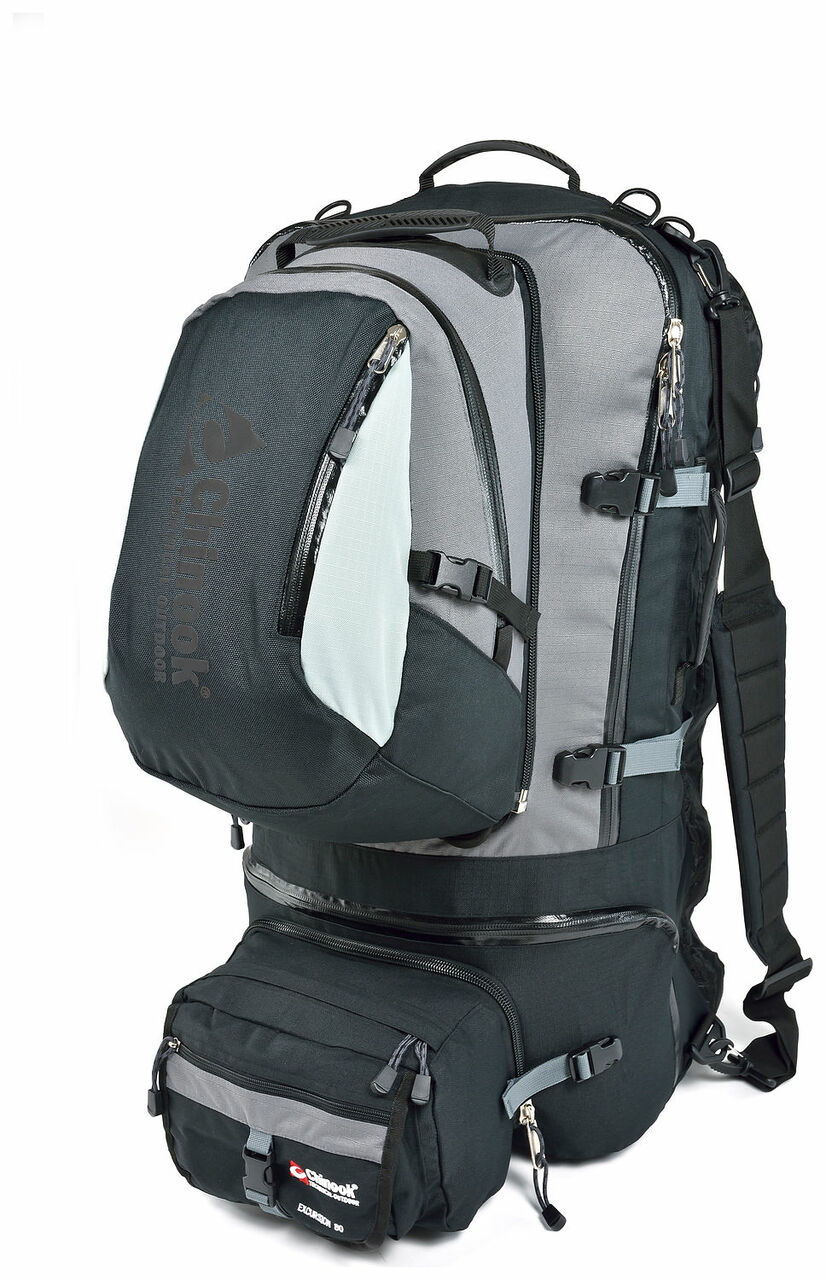 Chinook Excursion 70 & 80 Travel Pack