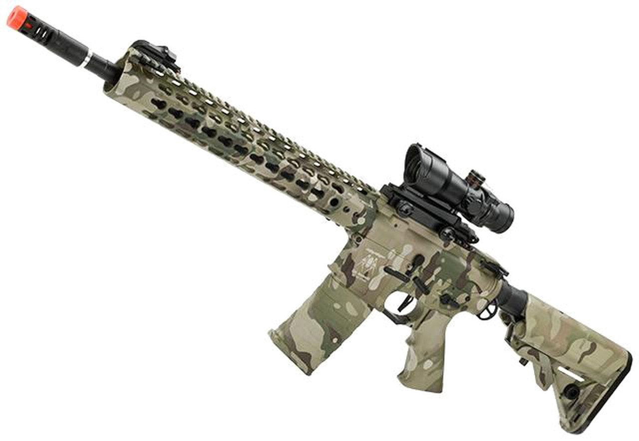 "APS ASR115 Full Metal 12.5"" M4 AR15 Airsoft AEG"