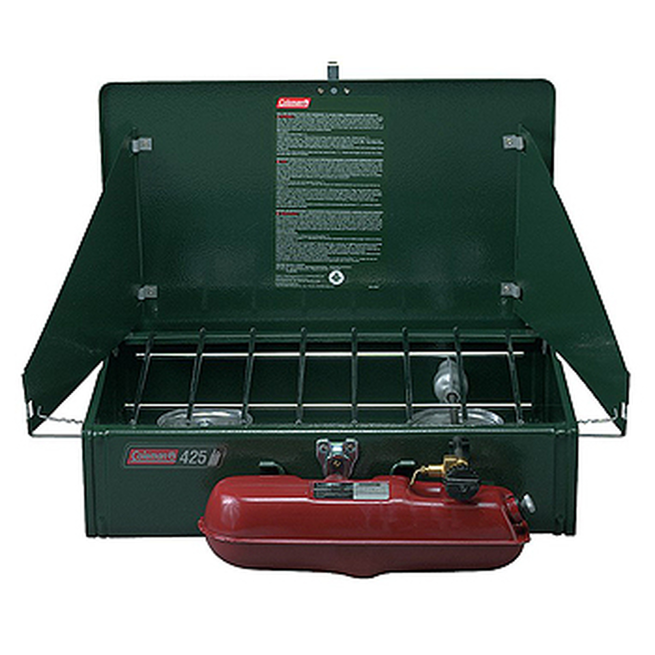 Coleman Classic 2 Burner Gas Stove