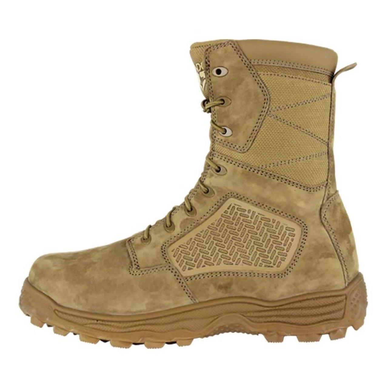 Condor Murphy Combat Boot - Coyote Brown