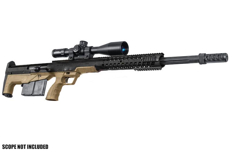 Silverback HTI .50 BMG Rifle (Pull Bolt) Black / FDE