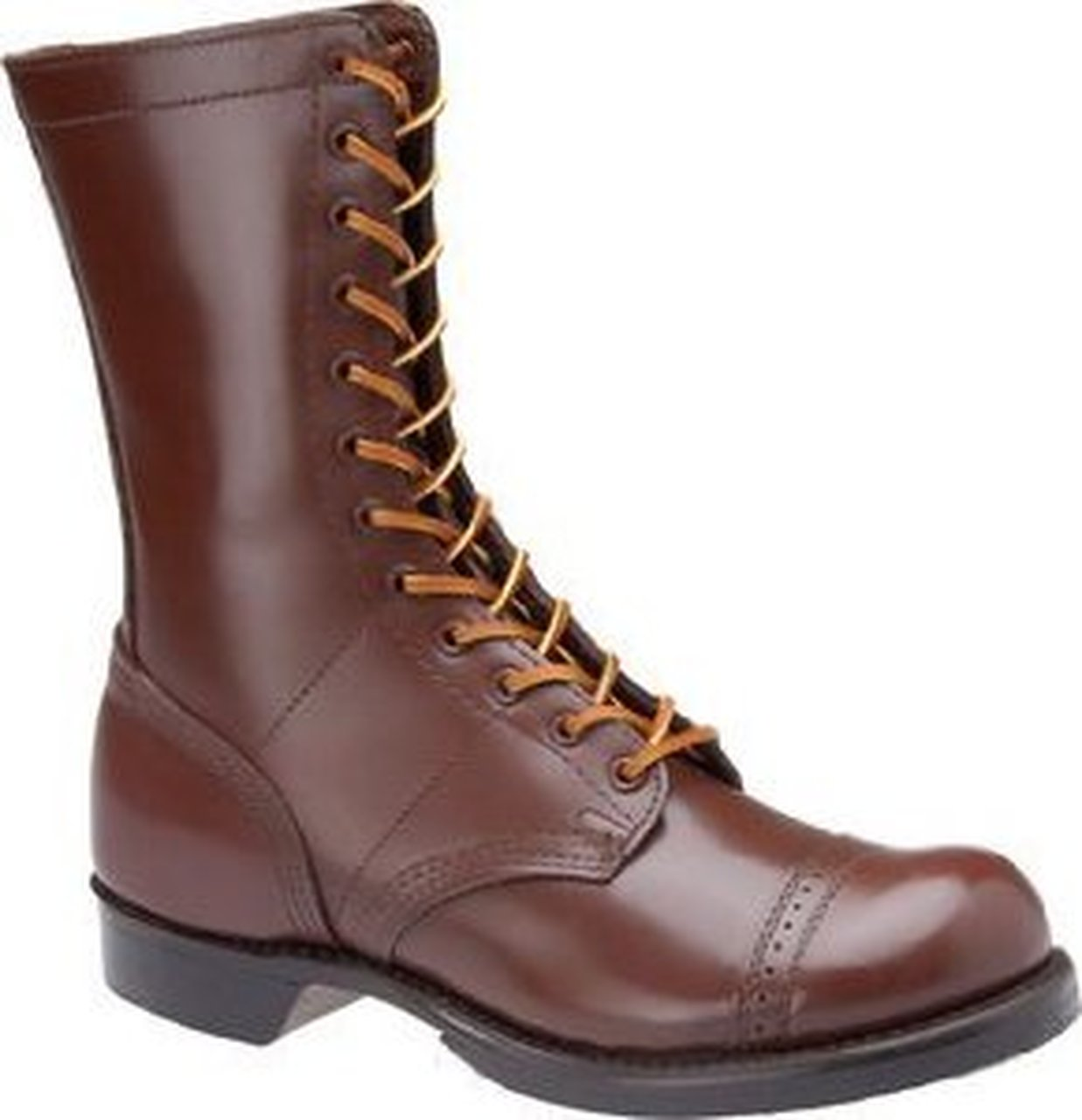 "Corcoran Historic Jump Boots 10"" - Brown"