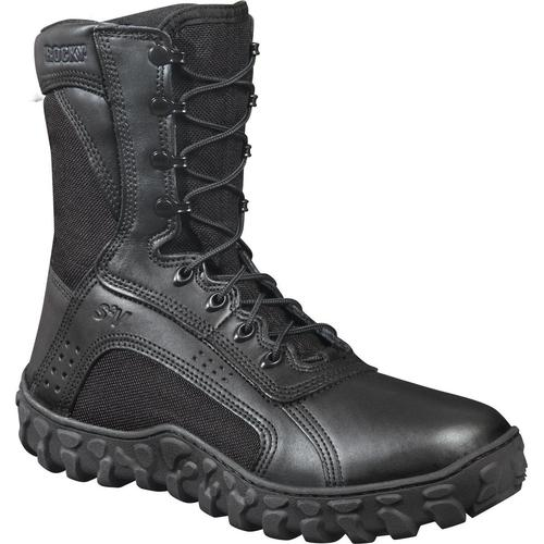 Rocky S2V Vented Military Duty Boots - Black