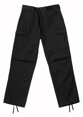 Rothco Zipper Relaxed Fit BDU Pants