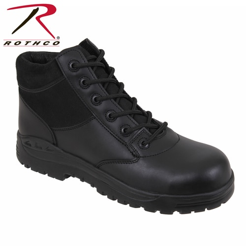 """Rothco Forced Entry 6"""" Composite Toe Tactical Boots"""