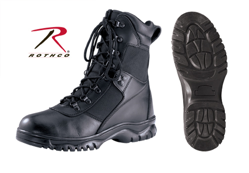 """Forced Entry 8"""" Tactical Boot - Black"""
