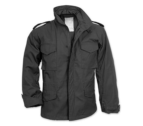 Rothco M-65 Field Jacket - Black