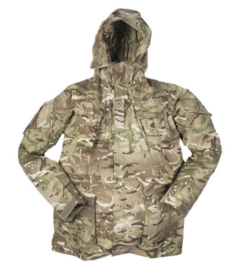 British Armed Forces MTP Camo Smock