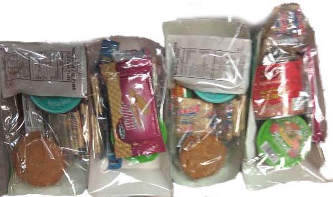 Adventure Snacks Ready To Eat