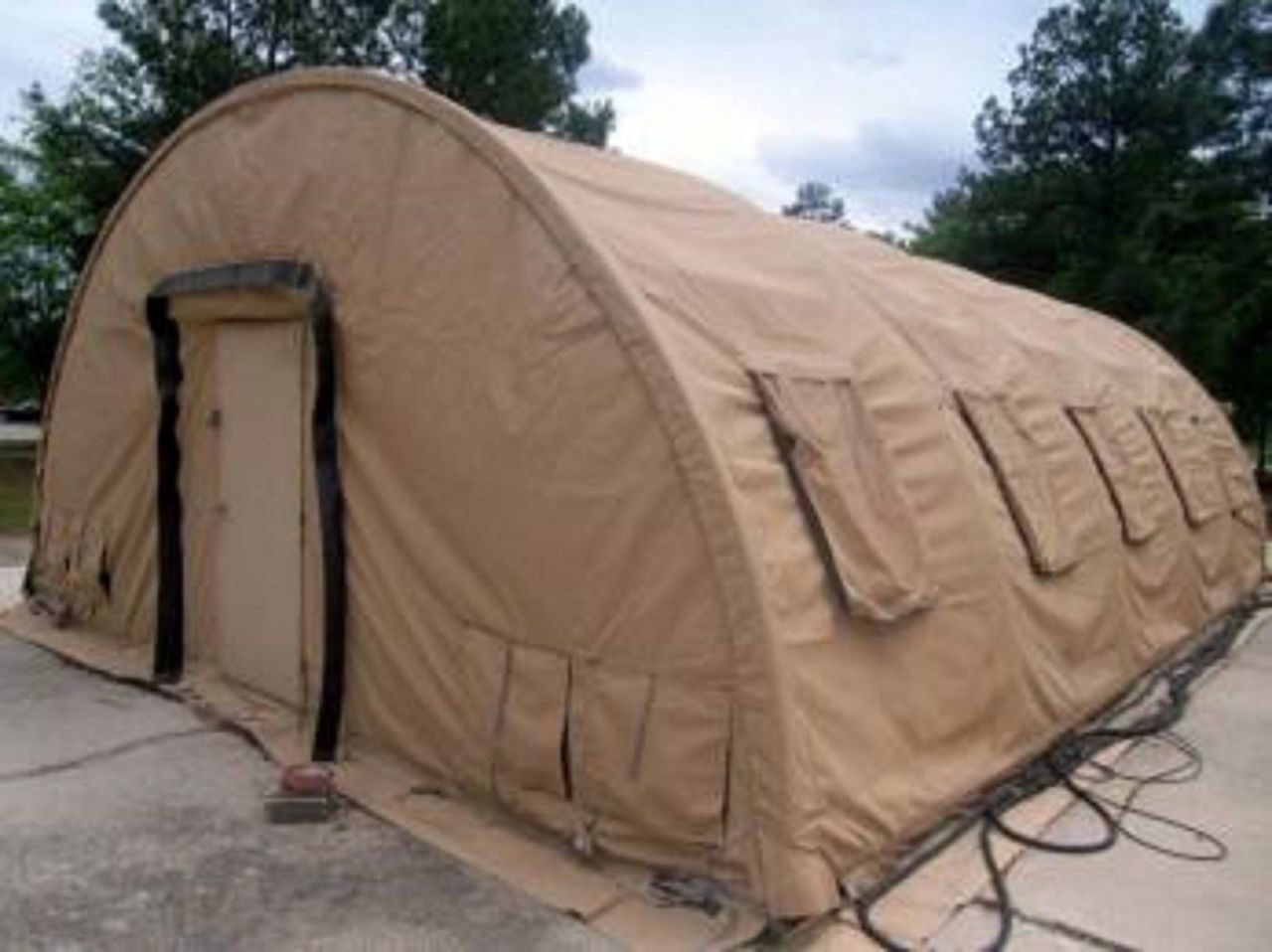 Military Tent Rentals & Film Services
