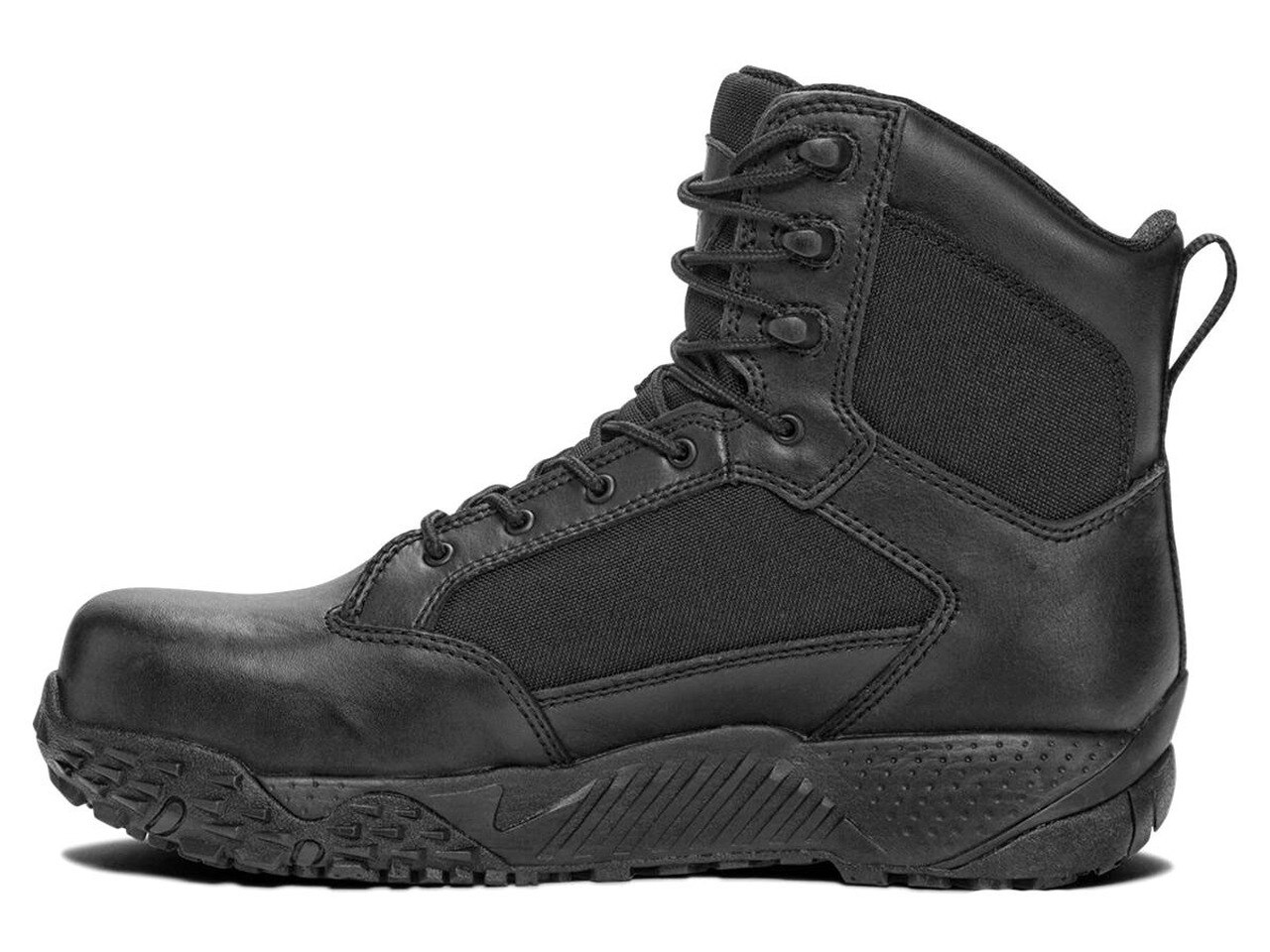 Under Armour Men's UA Stellar Tac Protect Boot (Black)