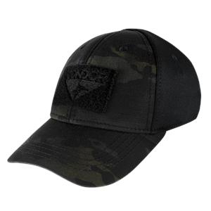 01967cea53f Condor Flex Tactical Cap - MultiCam Black - Hero Outdoors