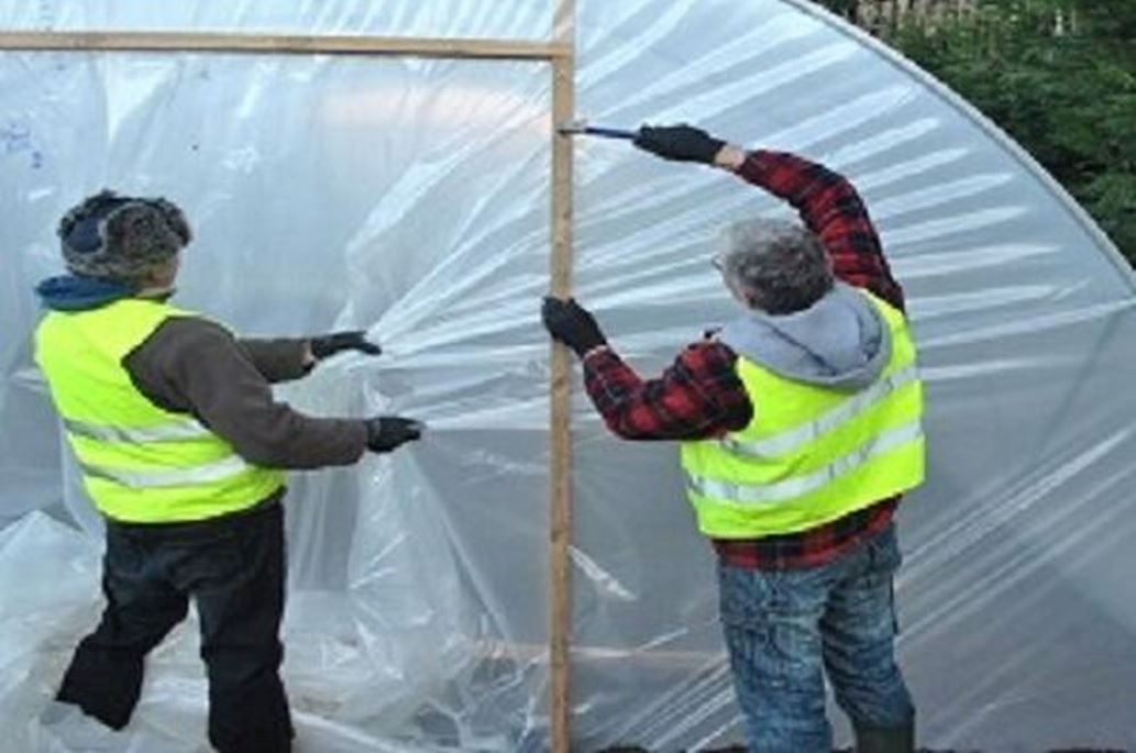 What are the best garden polytunnels?