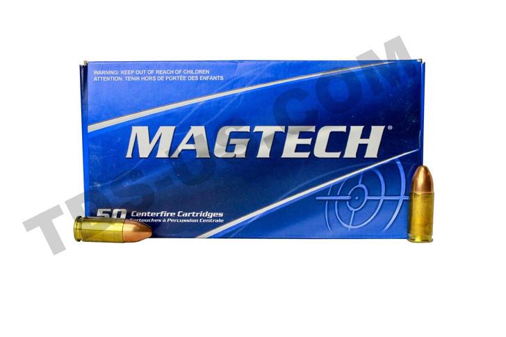 MAGTECH 9mm 115GR FMC (9A) MT9A - 50 ROUNDS