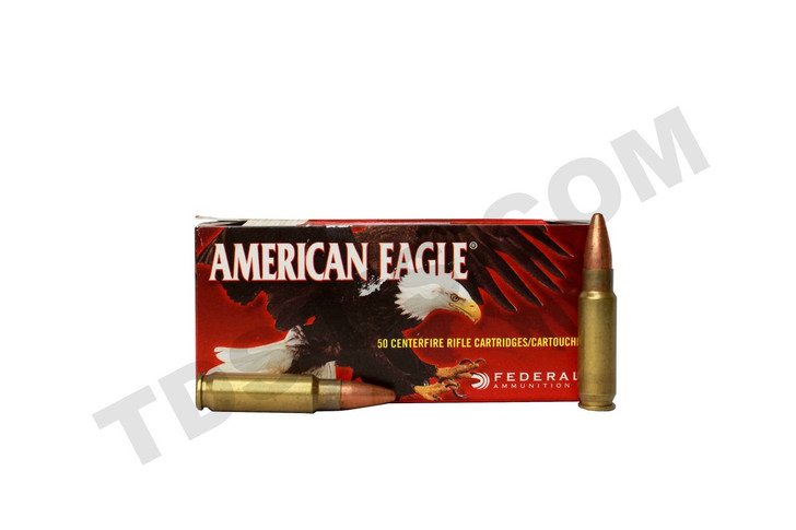 FEDERAL AE5728A 5.7X28 40 GR FMJ - 50 ROUNDS