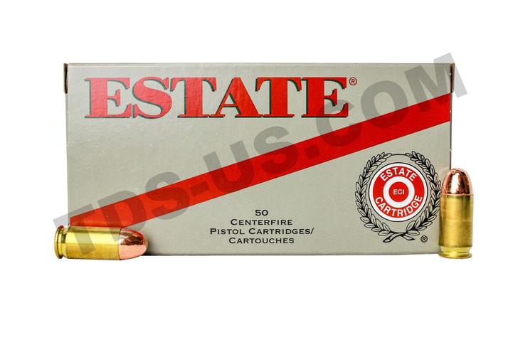 ESTATE RANGE & TARGET .45  230GR FMJ - 50 ROUNDS