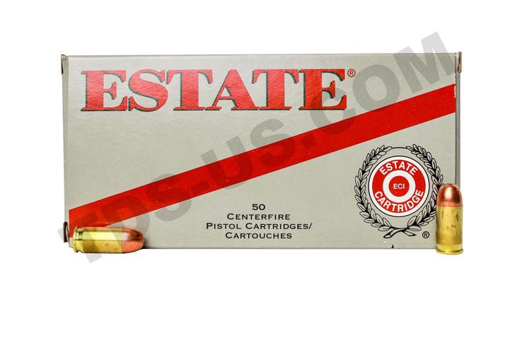 ESTATE RANGE & TARGET .380 95GR FMJ ESH38095 - 50 ROUNDS