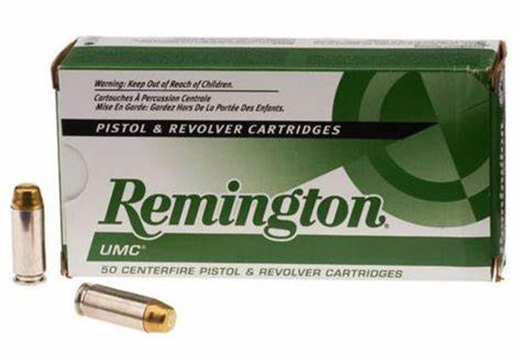 REMINGTON 10MM 180GR MC L10MM6 - 50 ROUNDS