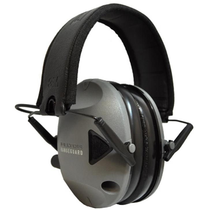 PELTOR RANGEGUARD  GRAY Electronic Hearing Protector RG-OTH-4