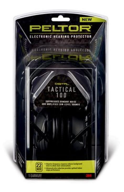 PELTOR TACTICAL 100 - TAC100