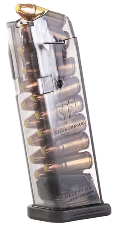 ETS 15 round (9mm) mag fits Glock 19 and 26  GLK-19