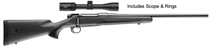 MAUSER M18 PACKAGE 308