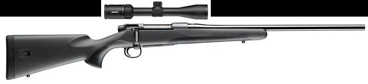 MAUSER M18 243 W/ MINOX ZL3 4-12x40 SCOPE PACKAGE M18Z243