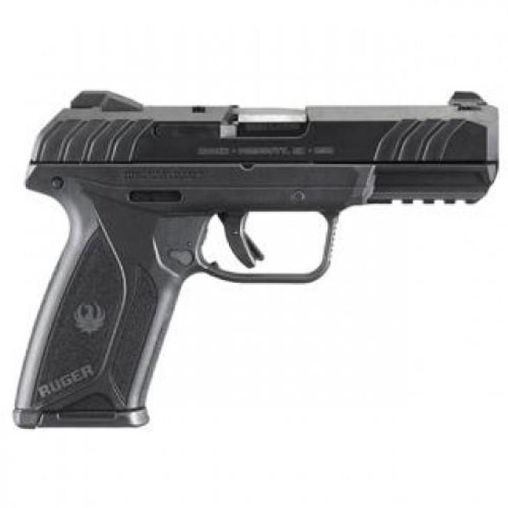 Ruger Security-9 9mm 4 Inch Barrel Blue Finish Drift Adjustable 3-Dot Sights 10RD Mag 03811