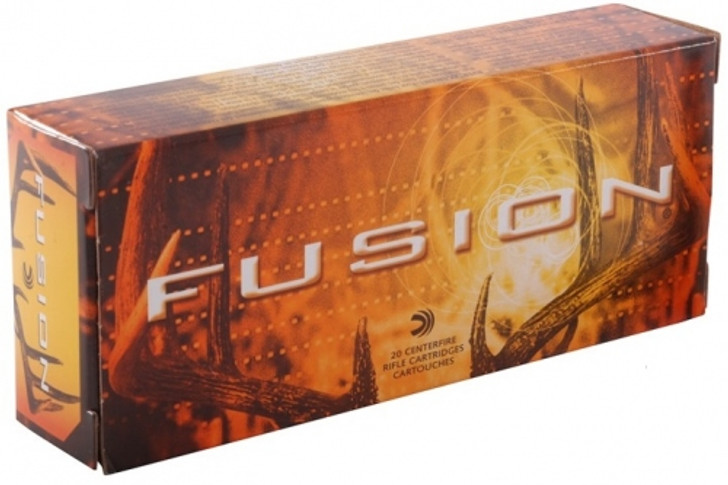 Federal F338FS1 Fusion 20RD 225gr 338 Winchester