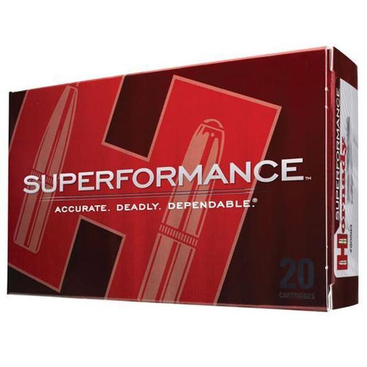 Hornady Superformance .243 Win 80 Grain GMX 20 Round Box 80456