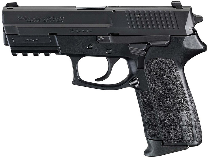 "Sig Sauer P2022 15+1 9mm 3.9"""
