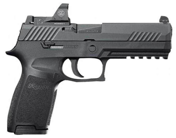 Sig Sauer 320F9BSSRX10 P320 Double 9mm 4.7 10+1