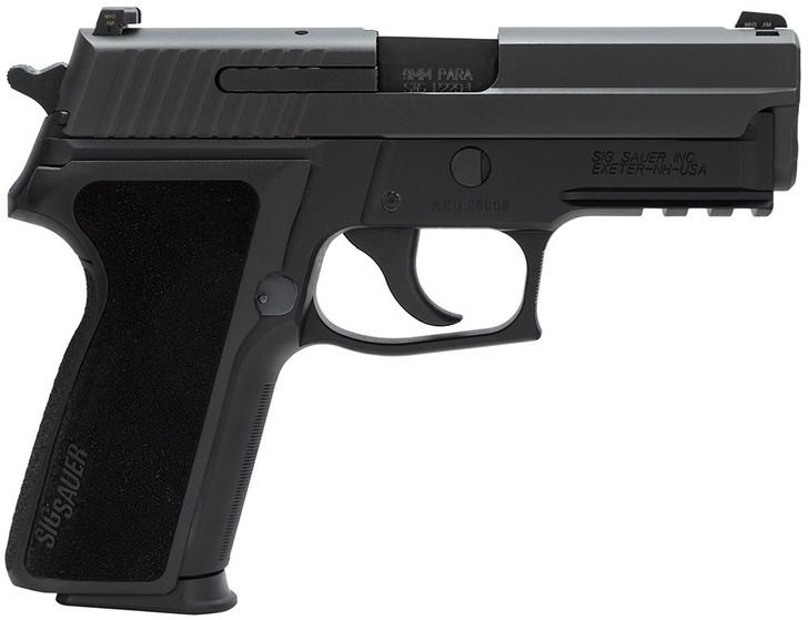 """Sig Sauer E29R-9-BSS P229 15+1 9mm 3.9"""""""