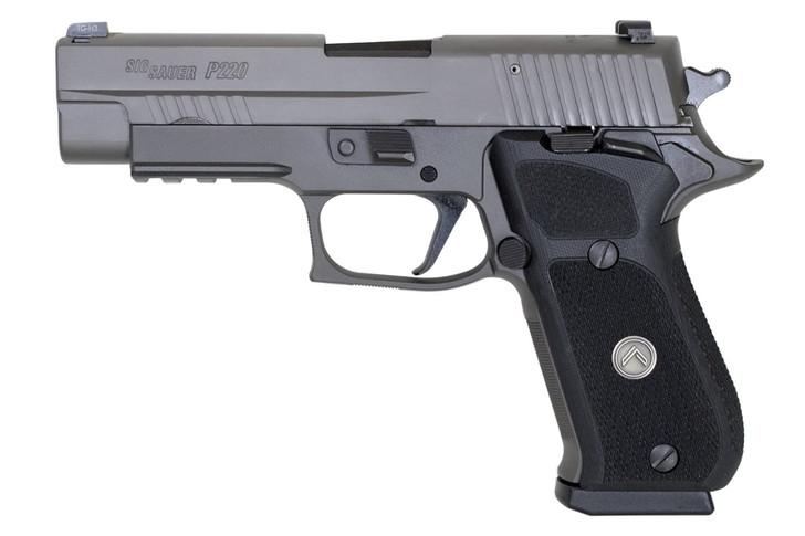 "Sig Sauer P220 4.4"" 45 ACP Full Size Legion 220R-45-LEGION-SAO"
