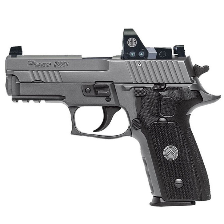 "SIG Sauer P229 Legion RX Semi Auto Pistol 9mm Luger 3.9"" Barrel 10 Rounds"