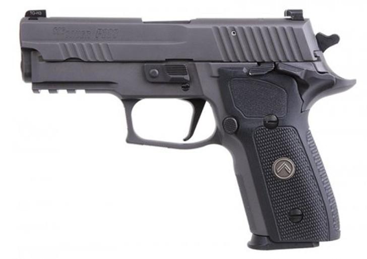 Sig Sauer P229 LEGION 9MM 15+1 SAO SRT