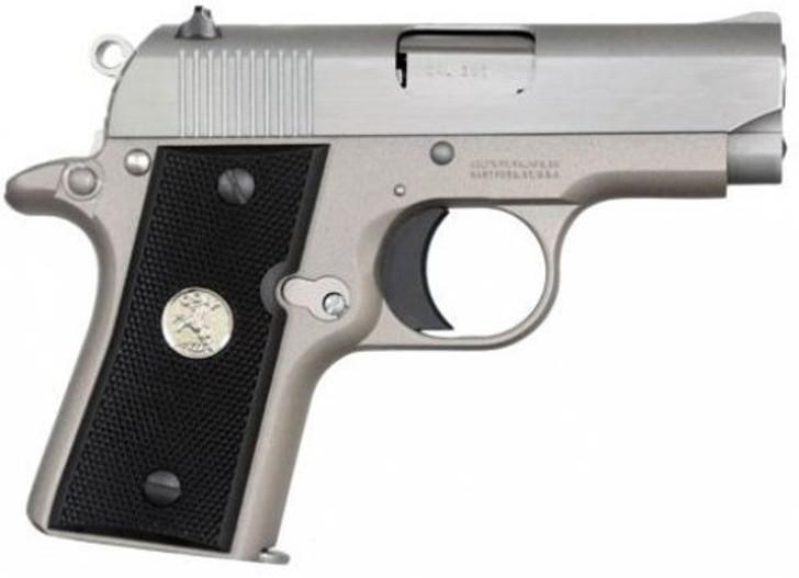 """Colt O6891 Mustang Series 6+1 380ACP 2.75"""""""
