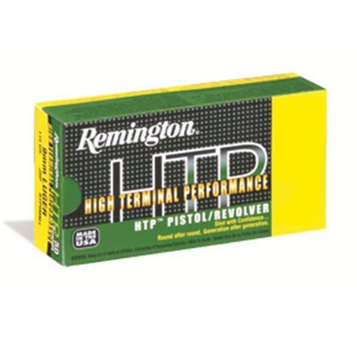 Remington HTP .45 ACP 230 Grain JHP RTP45AP7 50 Round Box