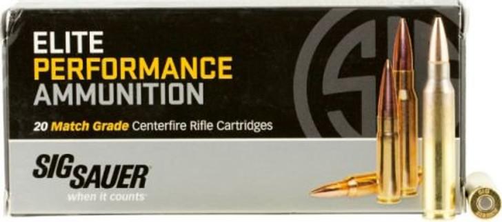 Sig Sauer AMMO .223 Remington 40GR VARMINT & PREDATOR  E223V1