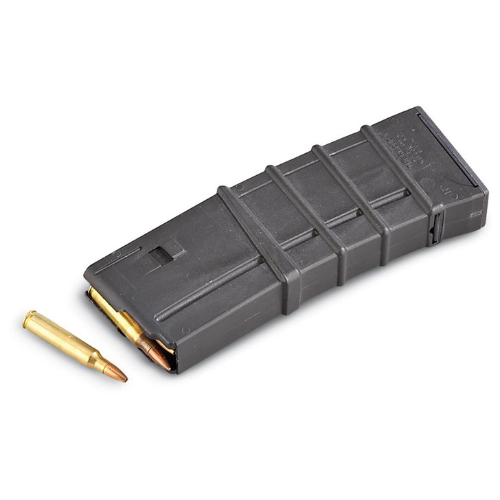 Thermold AR-15/M-16 30 Round Magazine .223 Rem/5.56 NATO Zytel Nylon Matte Black 20-PACK